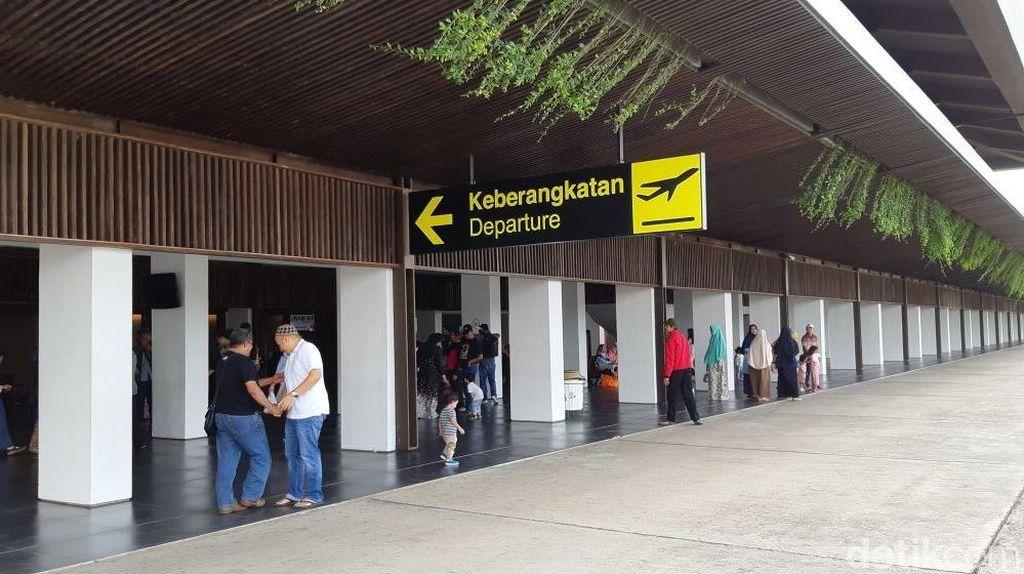 Bandara Banyuwangi Buat Posko Tanggap Bencana Gunung Agung