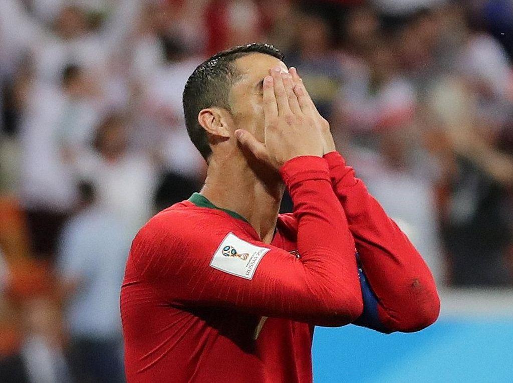 Ronaldo Gagal Penalti, Portugal Runner Up