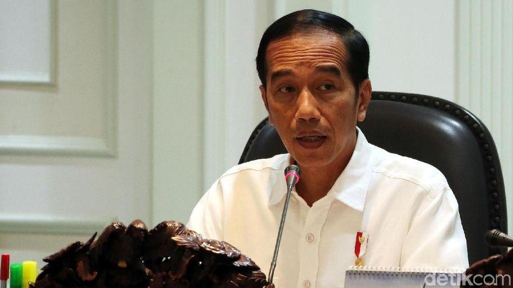 Jokowi Pimpin Ratas Reformasi Progam Pensiun ASN