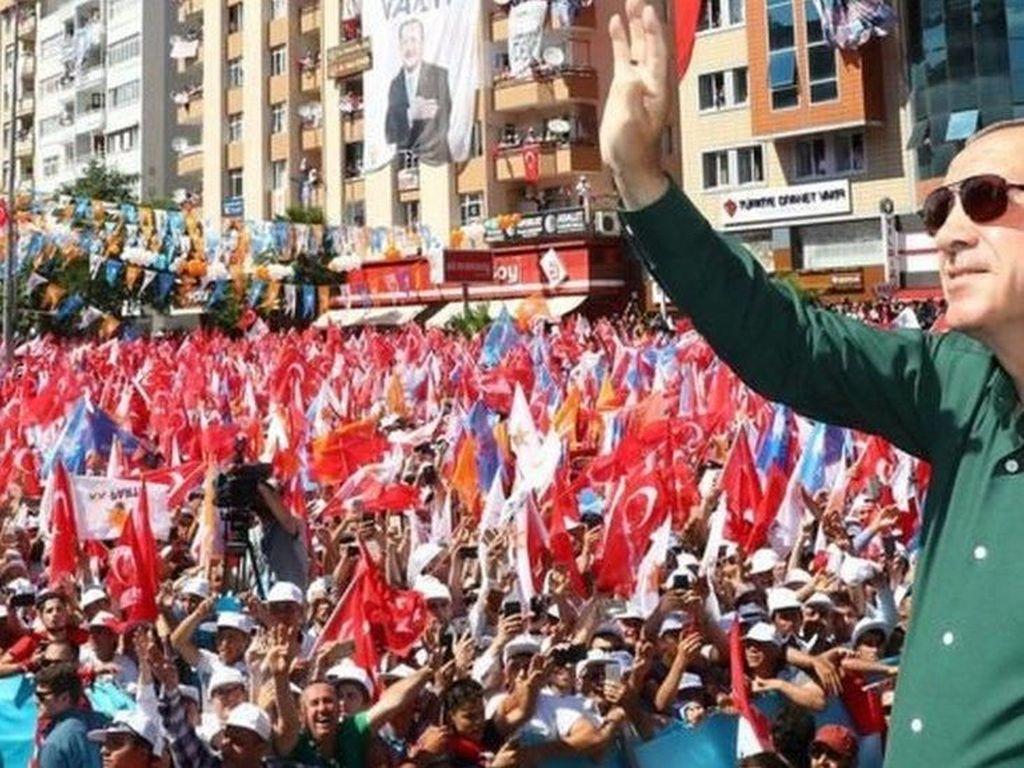 Erdogan Menang Lagi di Pilpres, Apa Maknanya Bagi Turki?