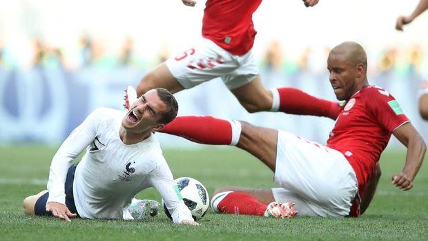 Live Report Piala Dunia 2018: Denmark Vs Prancis