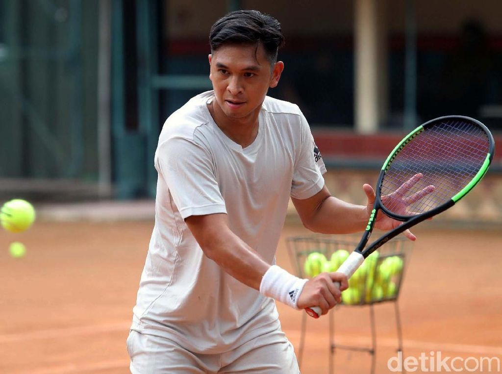 Ke SEA Games 2019, Pelti Andalkan Christopher Rungkat