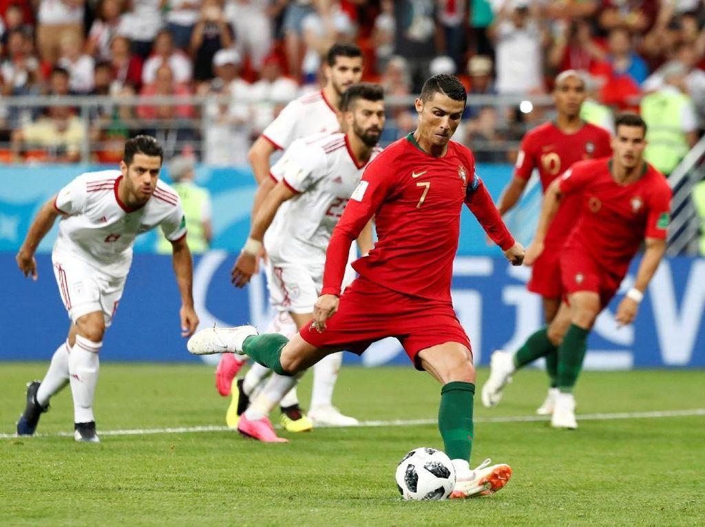 Video Highlights: Iran Vs Portugal 1-1