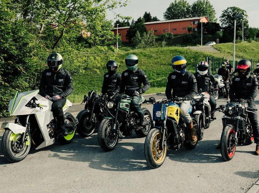 6 Gaya Moge 700 cc Yamaha
