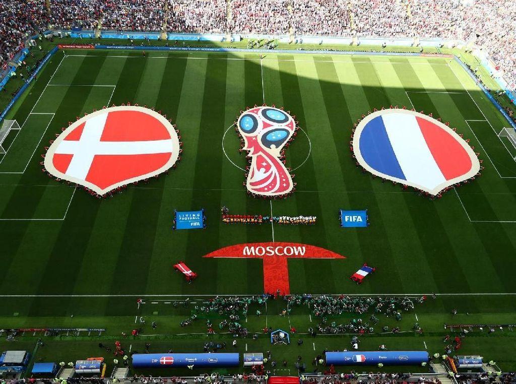 Klasemen Akhir Grup C: Prancis di Atas, Denmark Kedua
