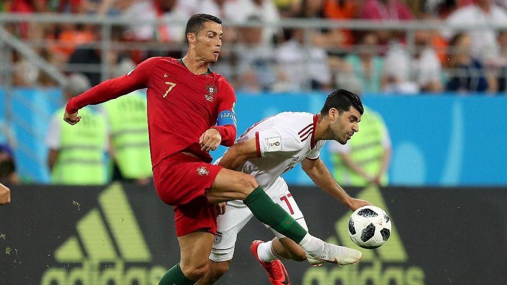 Iran vs Portugal: Drama di Mordovia Arena