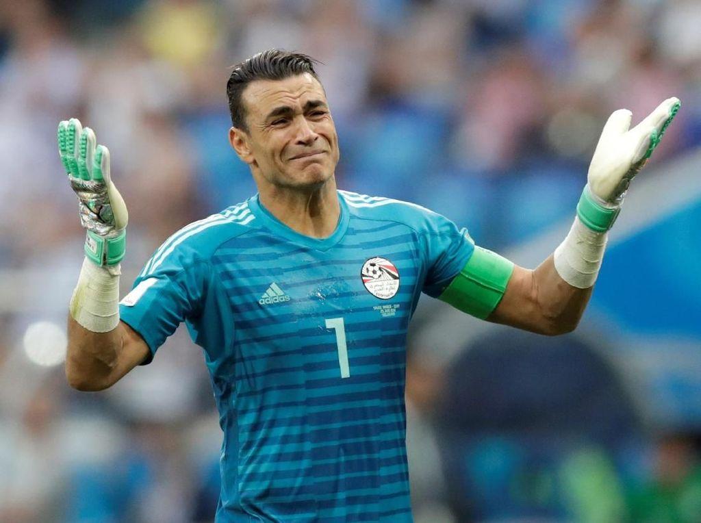 Pecahkan Rekor Pemain Tertua di Piala Dunia, Essam El-Hadary Juga Gagalkan Penalti