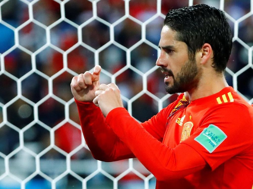Gol Injury Time Antar Spanyol Juara Grup B