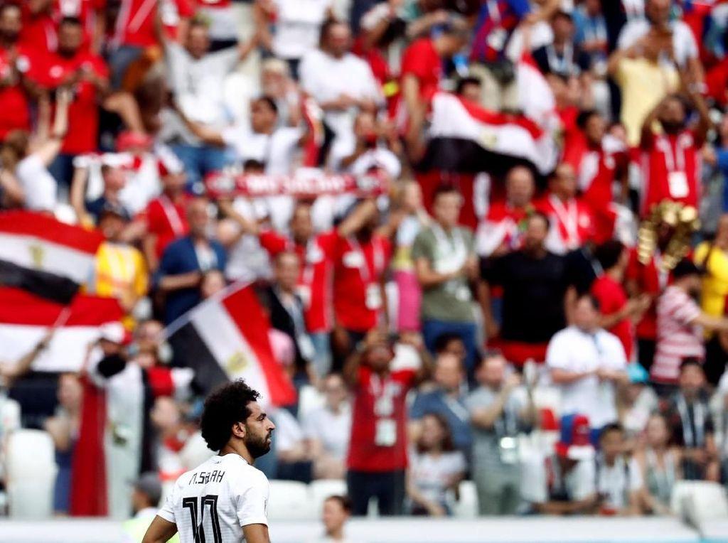 Permohonan Maaf Mohamed Salah kepada Fans Mesir