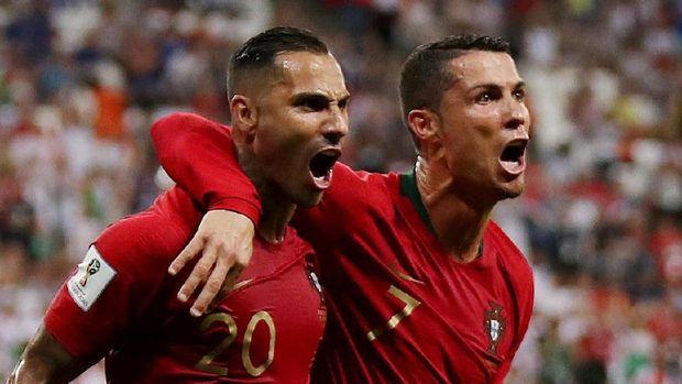 Cristiano Ronaldo sebagai salah satu superstar Piala Dunia 2018