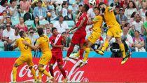 Video Highlights Babak I Australia Vs Peru