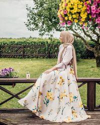 Hijabers Cantik Asal Estonia Ungkap Alasannya Jadi Muallaf