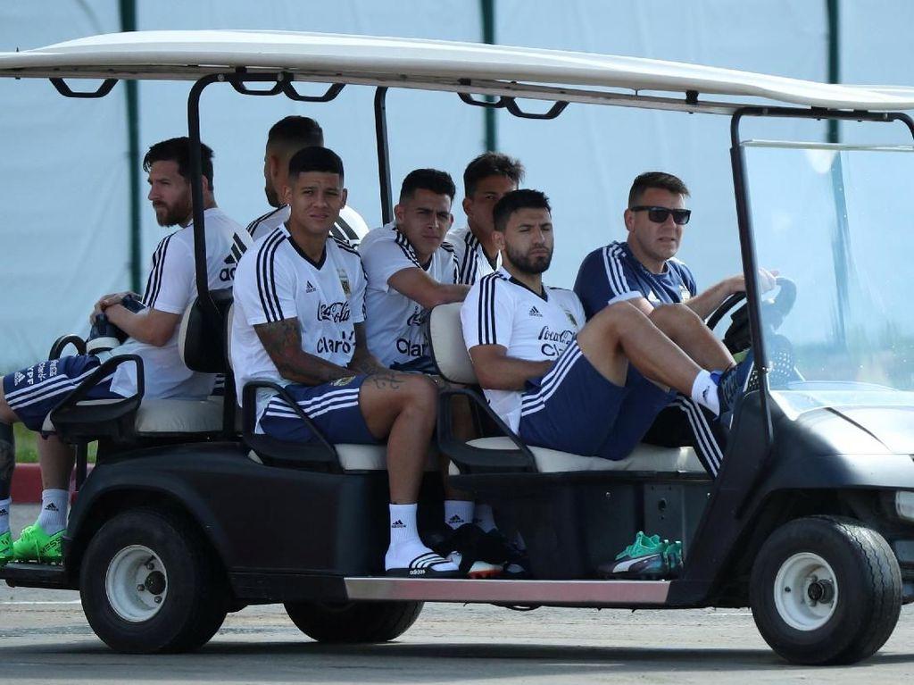 Nigeria Vs Argentina: Messi Harus Dibuat Gembira