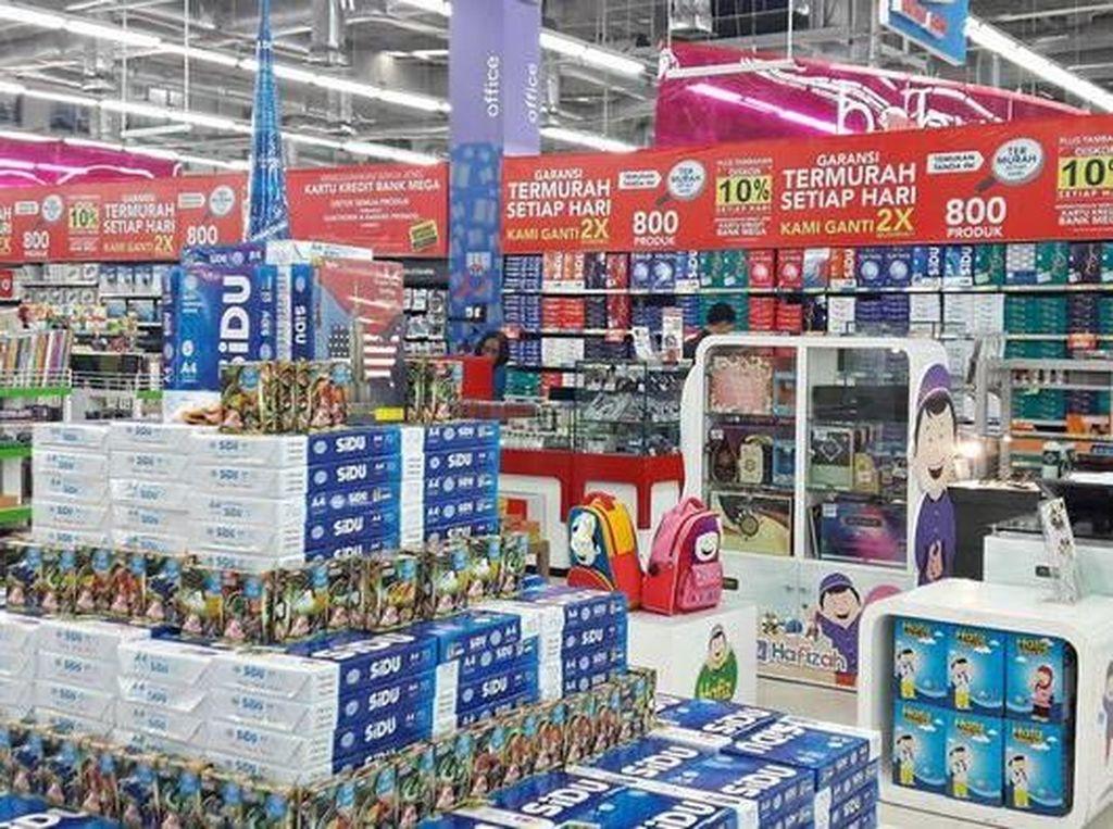 Sambut Hari Back To School, Banyak Paket Murah di Transmart Carrefour