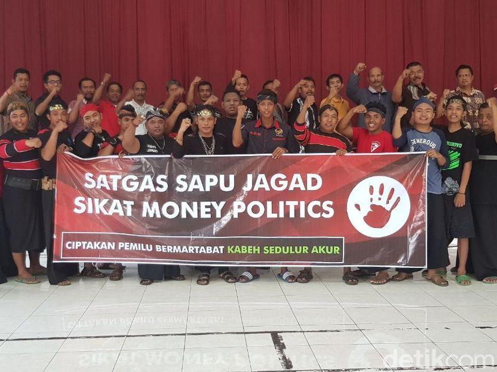 Warga Trenggalek Bentuk Satgas Anti-Money Politics