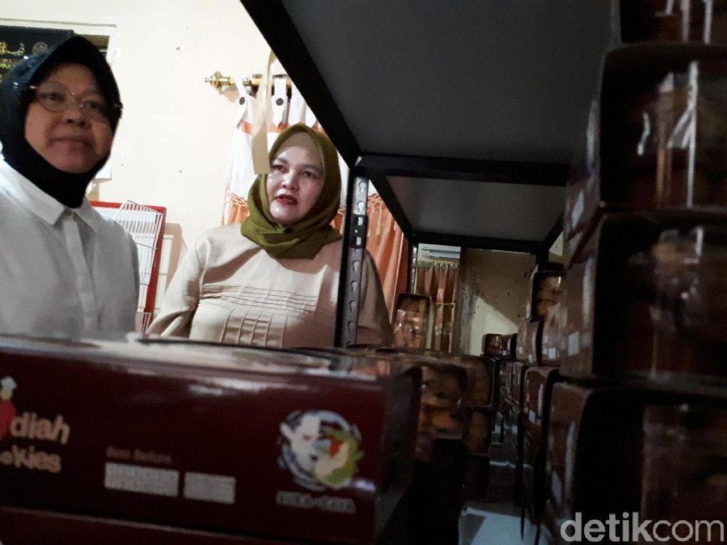 Risma Dorong Perempuan di Surabaya Tingkatkan Ekonomi Keluarga