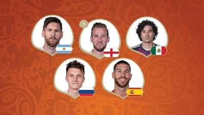 Yang Menarik dari Separuh Jalan Piala Dunia 2018