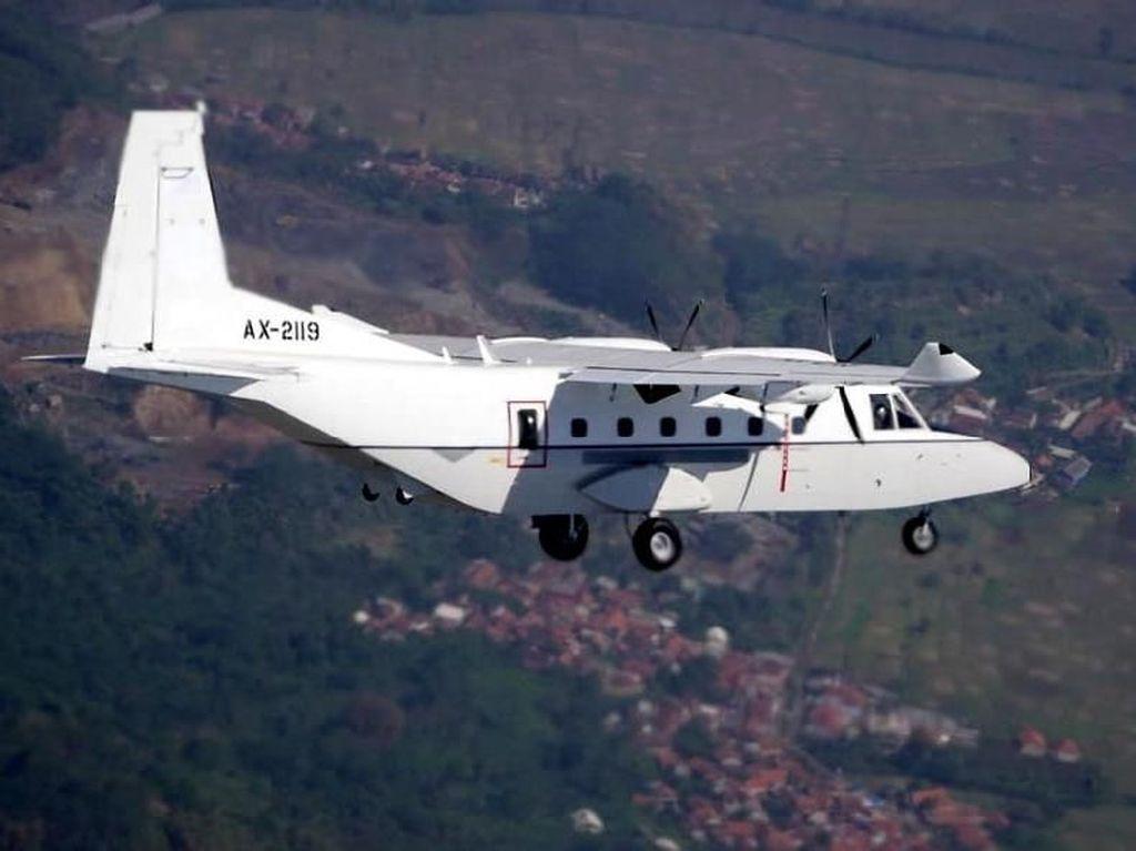 Ini Lho Pesawat Made in Bandung Pesanan Angkatan Udara Filipina