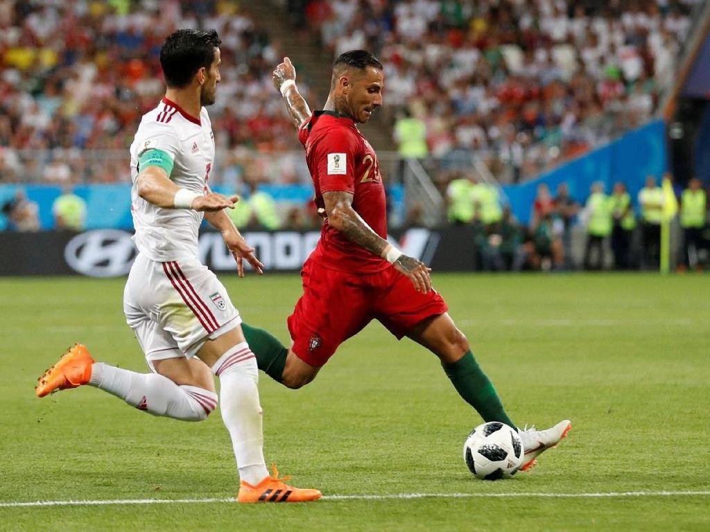Video Highlights Babak I Iran Vs Portugal