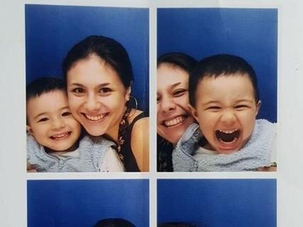 Ulang Tahun, Shaloom Razade Unggah Foto Masa Kecilnya