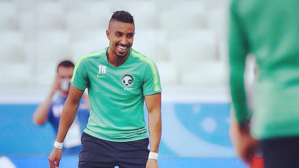 Kekarnya Salem Al Dawsari, Penjebol Gawang Mesir di Piala Dunia 2018