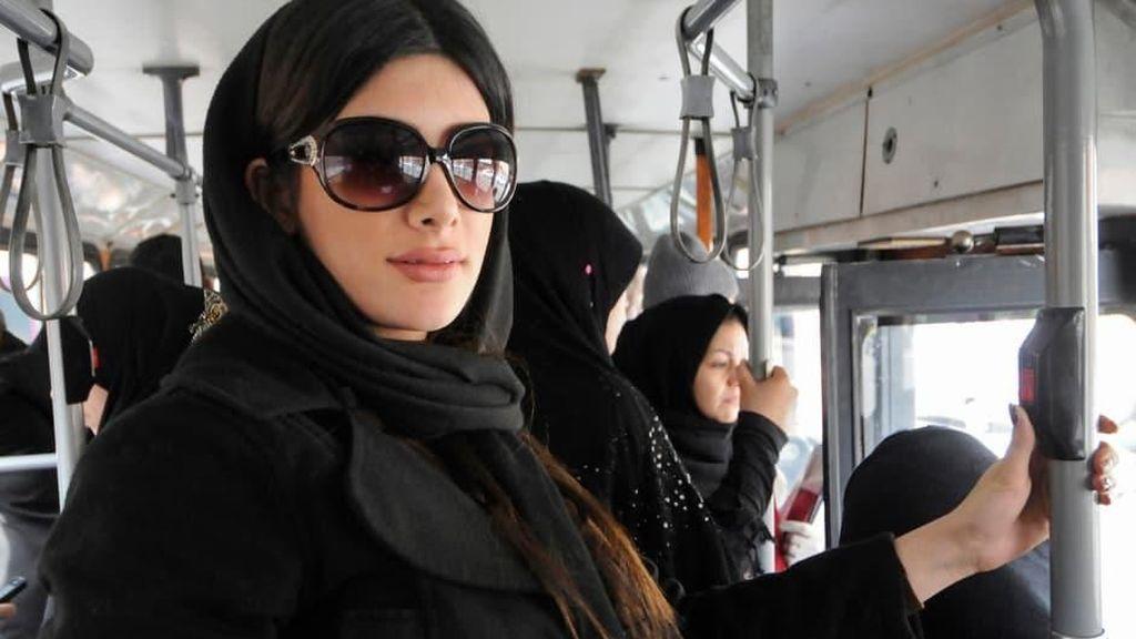 Potret Wanita Iran Kekinian: Cantik, Cerdas dan Berani
