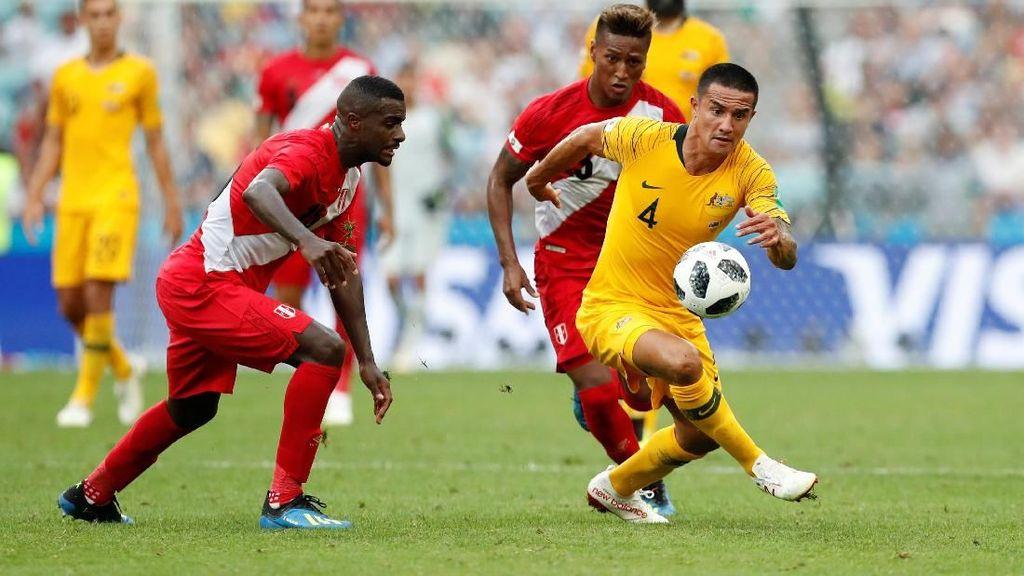 Video Highlights: Australia Vs Peru 0-2