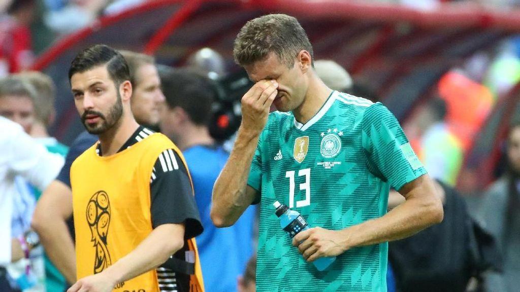 Video: Saat Loew Merajuk Jerman Layak Tersingkir