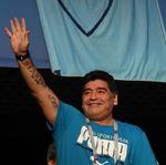 Ada Gumpalan Darah di Otak, Maradona Masuk Ruang Operasi