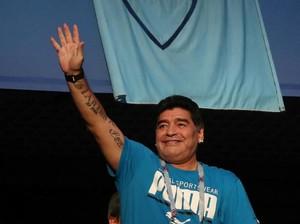 Maradona Meninggal Dunia karena Henti Jantung