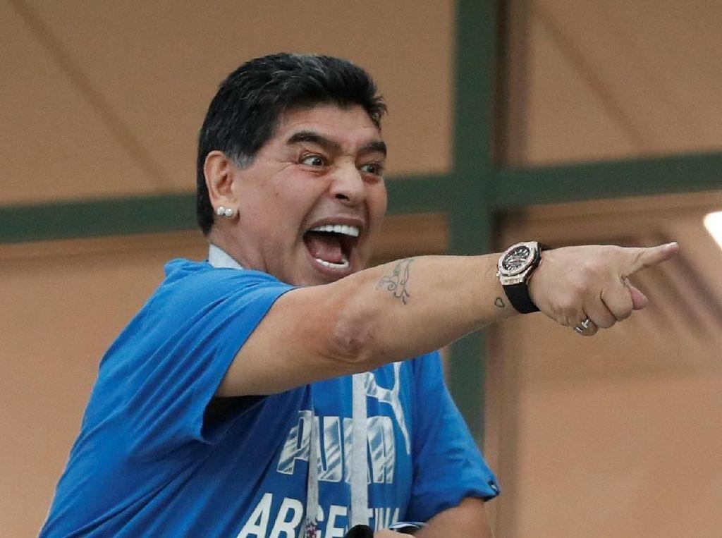 Gejala Henti Jantung, Kondisi yang Dialami Maradona Saat Meninggal