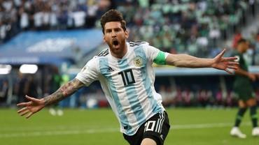 Video: Prancis Redam Messi, Argentina Putar Otak