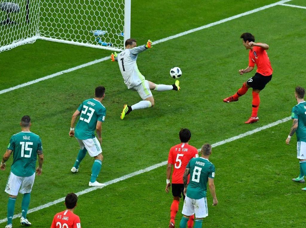 Penuh Kejutan, Piala Dunia seperti Premier League