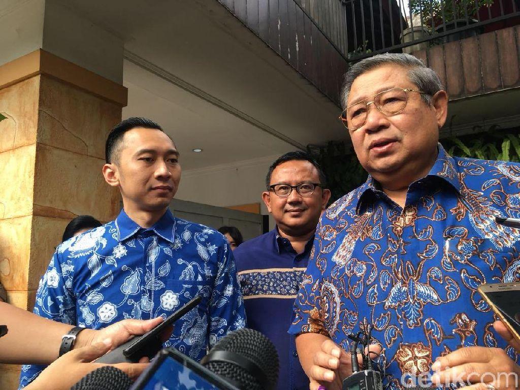 Sudah Sehat, SBY akan Bertemu Prabowo 24 Juli