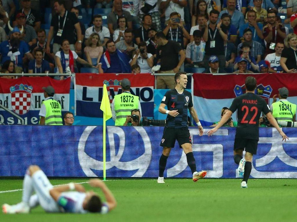 Hasil Pertandingan Piala Dunia 2018: Islandia Vs Kroasia Skor 1-2