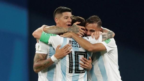 Argentina Hadapi Prancis di 16 Besar, Ini Rekor Pertemuan Mereka
