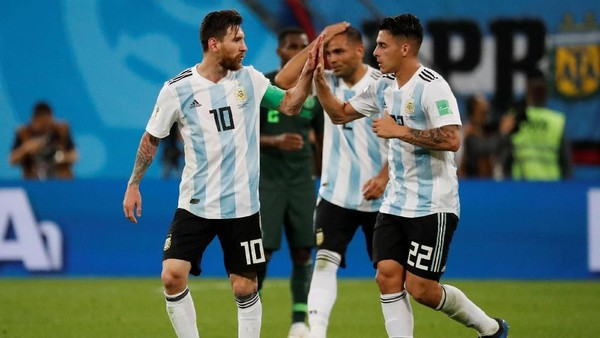 Argentina Sudah Pantau Prancis