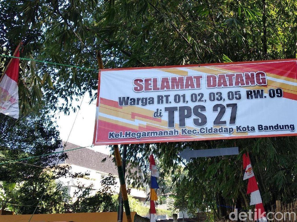 Ridwan Kamil-Uu Menang Telak di TPS Sudrajat