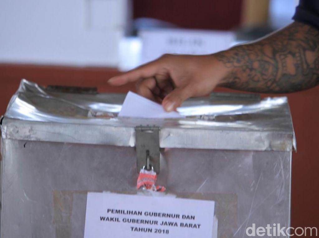 60 Persen Penghuni Lapas Jelekong Bandung Golput