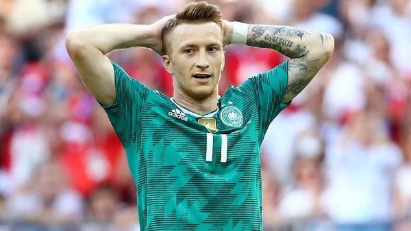 Jerman di Piala Dunia 2018 seperti Mereka di Euro 1984 dan 2000