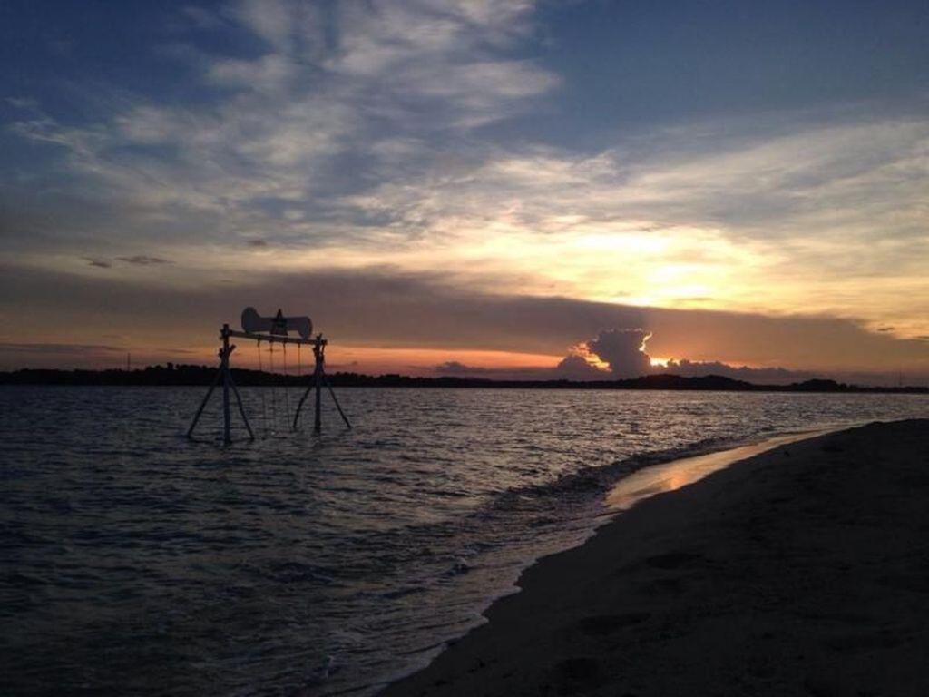 White Sands Island, Surga Tersembunyi di Pulau Bintan