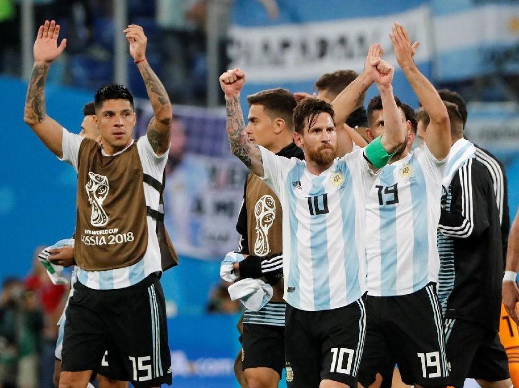 Maradona: Saatnya Messi Panaskan Mesin!