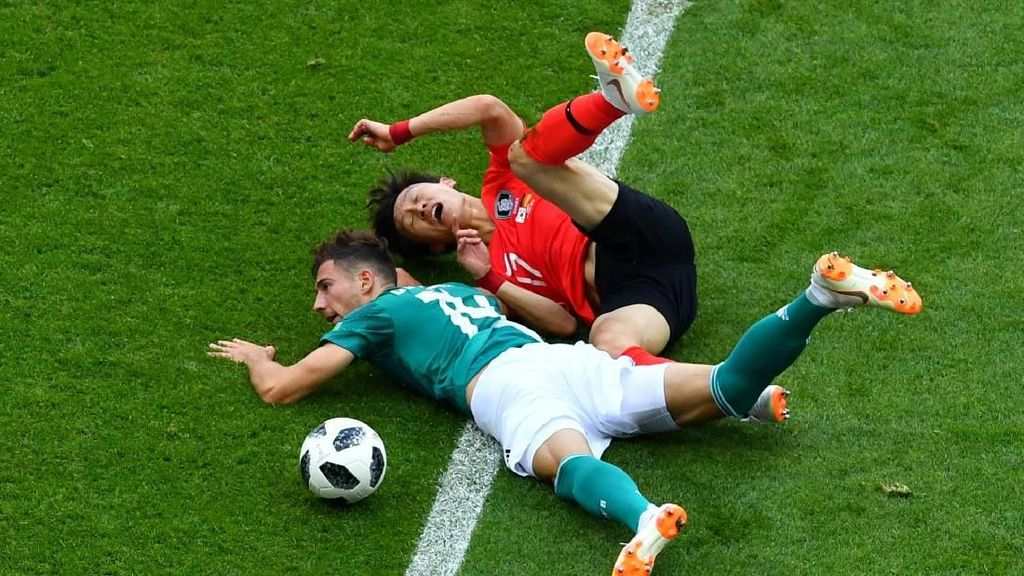 Video Highlights: Korsel Vs Jerman 2-0