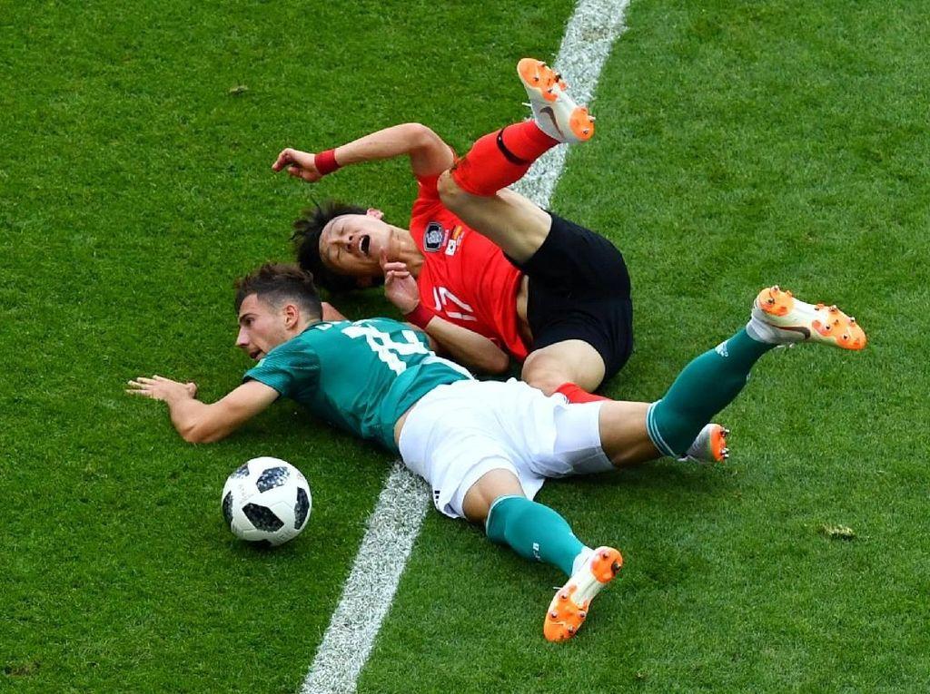 Video Highlights: Korsel Vs Jerman 2-0