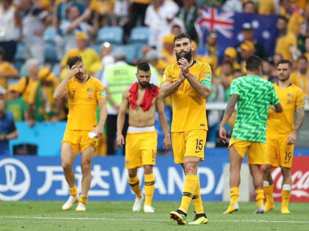 Hasil Pertandingan Piala Dunia 2018: Australia Vs Peru Skor 0-2
