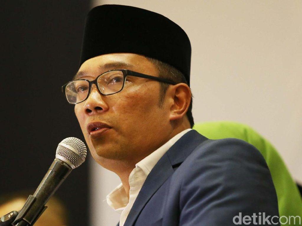 Wujudkan Janji Kampanye, Ridwan Kamil Bentuk Tim Transisi