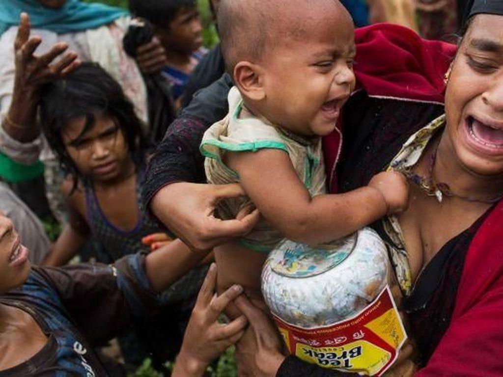 Australia Didesak Putuskan Hubungan dengan Militer Myanmar Soal Rohingya