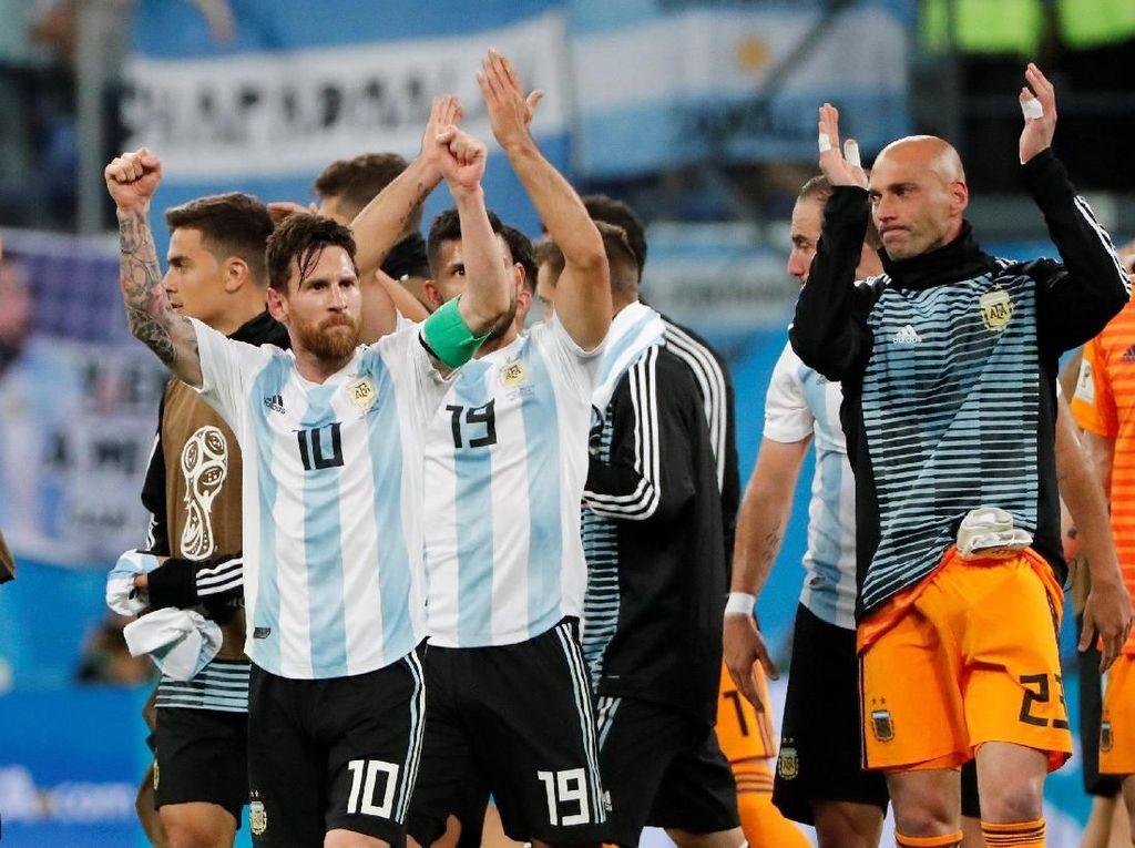 Messi Cuma Butuh Menenangkan Diri Sebelum Kembali ke Timnas