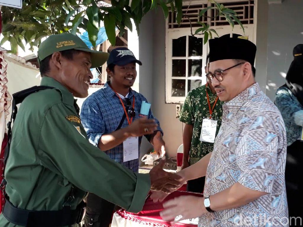 Tak Punya Hak Pilih, Sudirman Said Keliling Pantau TPS
