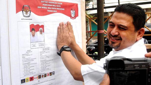 Kotak Kosong Menang, Wali Kota Makassar di Tangan Kemendagri